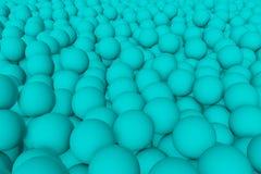 Pared de las bolas del compañero Imagen de archivo libre de regalías