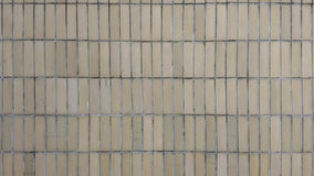 Pared de las tejas poner crema en formato rectagular imagenes de archivo