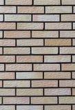 Pared de los ladrillos - textura/fondo foto de archivo