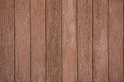 Pared de madera Fotografía de archivo