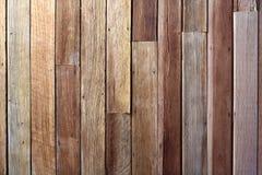 Pared de madera antigua Foto de archivo libre de regalías