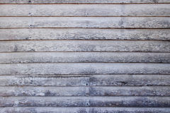 Pared de madera de Chiangkhan Fotos de archivo