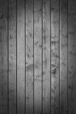 Pared de madera gris del tablón Fotografía de archivo libre de regalías