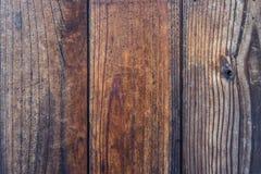 Pared de madera japonesa tradicional natural vieja de la textura del pino marrón Imagen de archivo