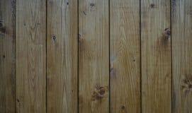 Pared de madera de la madera Textura de madera del fondo foto de archivo libre de regalías
