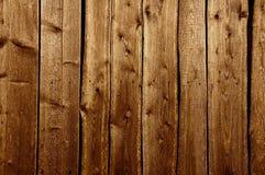 pared de madera resistida vieja Foto de archivo libre de regalías