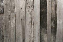 Pared de madera sucia vieja Imagenes de archivo