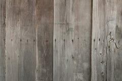 Pared de madera sucia vieja Fotos de archivo libres de regalías