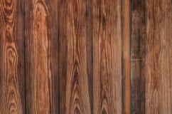 Pared de madera - textura - papel pintado - fondo Foto de archivo libre de regalías