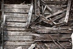 Pared de madera vieja Imagenes de archivo