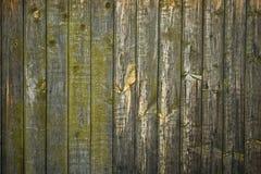 Pared de madera vieja Imagen de archivo libre de regalías