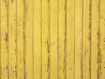 Pared de madera vieja con la pintura fotografía de archivo libre de regalías