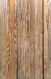 Pared de madera vieja, visión frontal foto de archivo libre de regalías