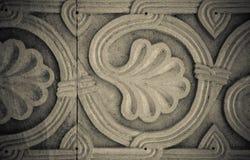 Pared de nuevos ladrillos decorativos grises Antecedentes urbanos entonado Fotografía de archivo
