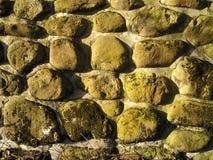 Pared de piedra Imagen de archivo libre de regalías