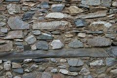Pared de piedra Imagenes de archivo