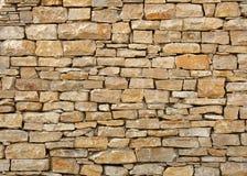 Pared de piedra Foto de archivo