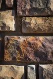 Pared de piedra Fotos de archivo