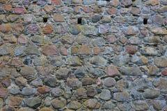 Pared de piedra antigua Imagen de archivo libre de regalías