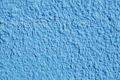 Pared de piedra azul Fotografía de archivo
