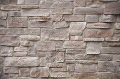 Pared de piedra de la textura Foto de archivo