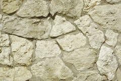Pared de piedra de la textura Fotos de archivo