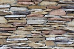 Pared de piedra de la textura Fotos de archivo libres de regalías