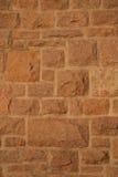 Pared de piedra del granito Foto de archivo