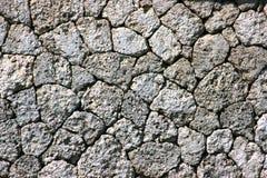 Pared de piedra del Grunge Imagen de archivo libre de regalías