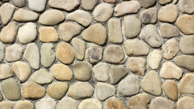 Pared de piedra gótica vieja de los escombros Fotos de archivo libres de regalías