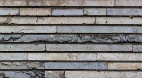 Pared de piedra gris Imagen de archivo libre de regalías
