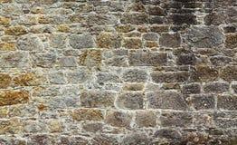pared de piedra integrada Fotos de archivo libres de regalías