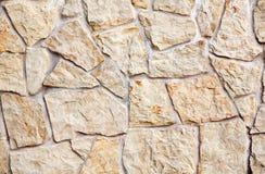Pared de piedra medieval Imagen de archivo