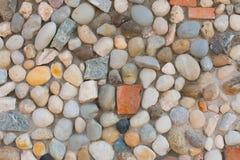 Pared de piedra medieval Imágenes de archivo libres de regalías