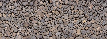 Pared de piedra natural Imagen de archivo libre de regalías