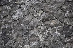 Pared de piedra natural foto de archivo