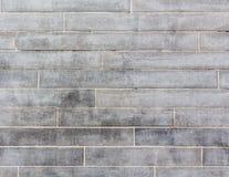 Pared de piedra Textura gris monocromática Imagenes de archivo