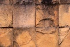 Pared de piedra vieja Imágenes de archivo libres de regalías