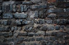 Pared de piedra vieja Imagenes de archivo