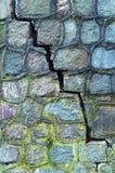 Pared de piedra vieja Fotos de archivo