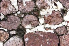 Pared de piedra vieja Fotografía de archivo libre de regalías