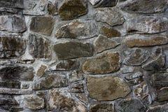 Pared de piedra vieja del monasterio Imagen de archivo