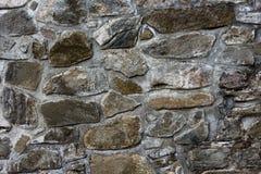 Pared de piedra vieja del monasterio Imagen de archivo libre de regalías