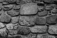 Pared de piedra vieja del monasterio Fotos de archivo