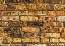 Pared de piedra vieja, textura Foto de archivo libre de regalías