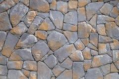 Pared de piedra y textura imagen de archivo libre de regalías
