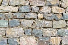 Pared de piedras ásperas Imagenes de archivo