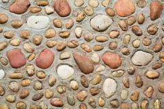 Pared de piedras Imagen de archivo libre de regalías