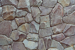 Pared de piedras Foto de archivo libre de regalías