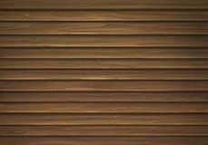 Pared de pintura de la textura de madera Foto de archivo